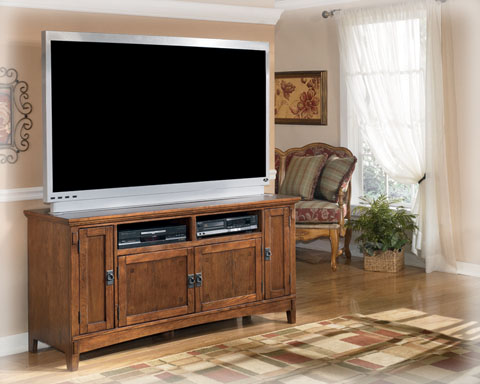 Cross Island Large TV Stand great value, great price.