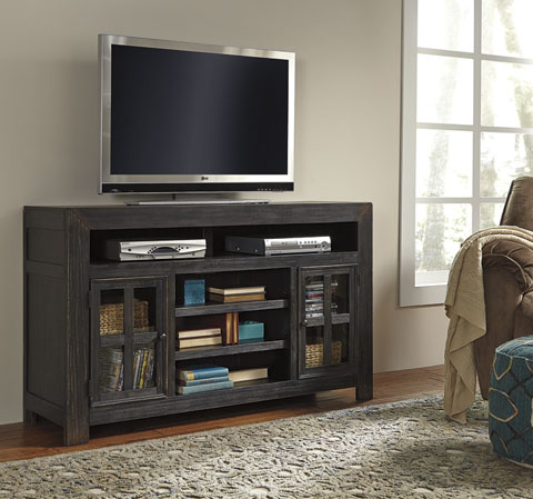 Gavelston LG TV Stand w/Fireplace Option great value, great price.