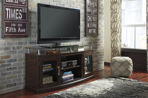 Chanceen Medium TV Stand/Fireplace OPT great value, great price.