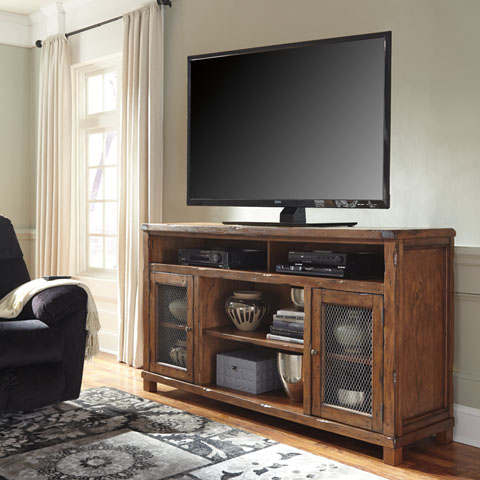 Tamonie XL TV Stand w/Fireplace Option great value, great price.
